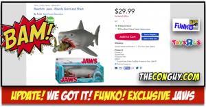 Jaws Funko