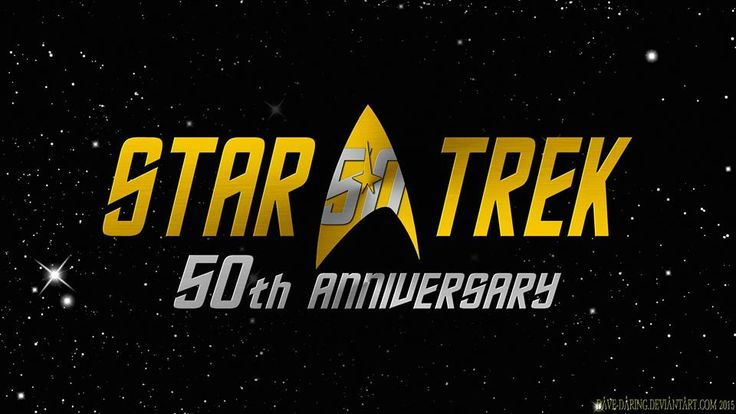 Star trek 50th anniversary date