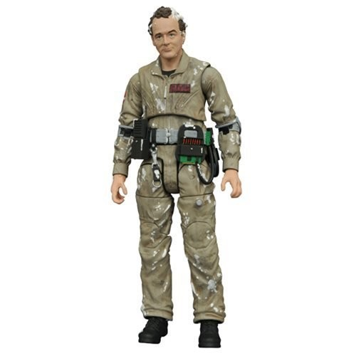 Ghostbusters Select Marshmallow Peter Venkman Action Figure