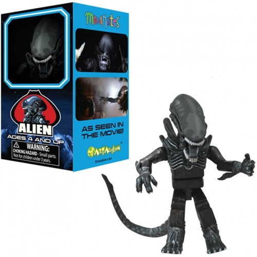 Exclusive Alien 1979 Retro Minimate Figure