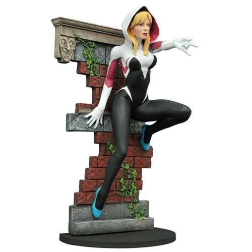 Marvel Gallery Spider-Gwen Unmasked Version Statue