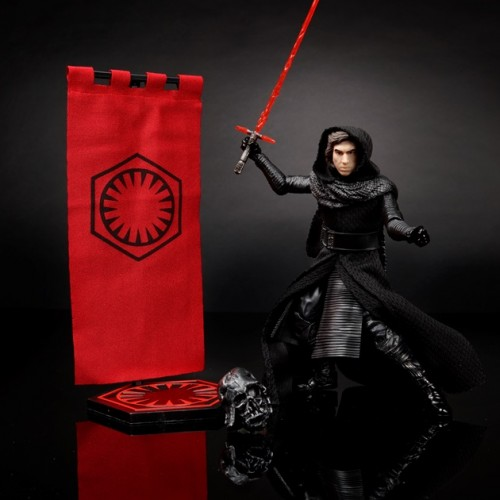Star Wars Black Series Kylo Ren (SDCC 2016 Exclusive)