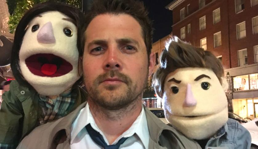 Castiel puppets