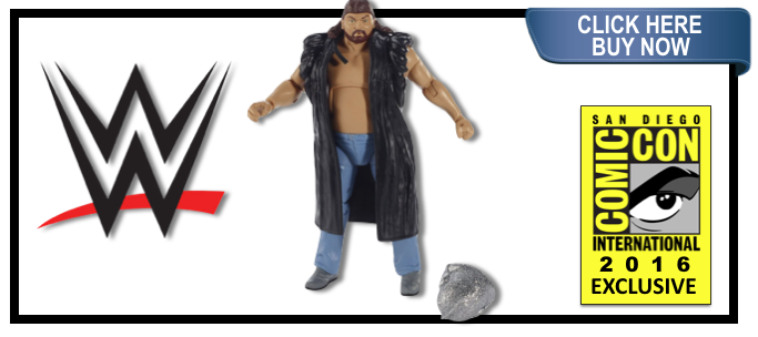 SDCC 2016 Exclusive WCW Inverted Shockmaster Elite Flashback Collection