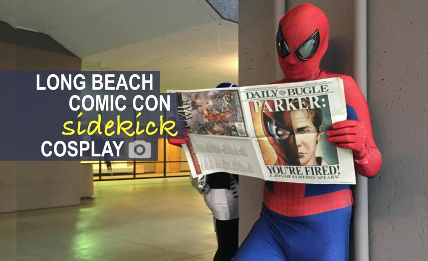 Long Beach cosplay 2