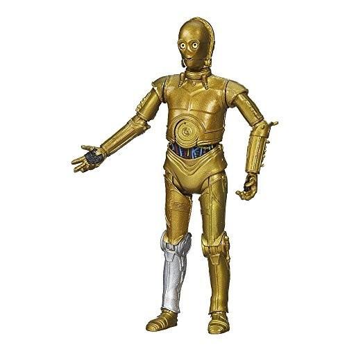 Star Wars The Black Series C-3PO Figure