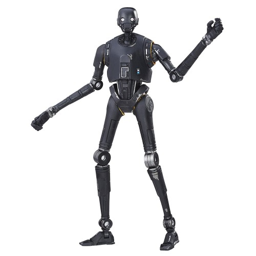 Star Wars The Black Series Rogue One K-2SO