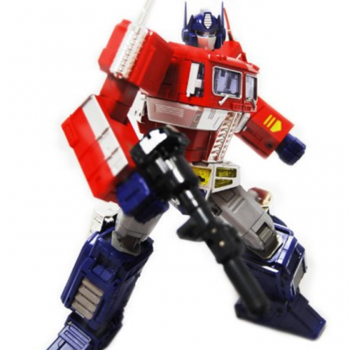 Transformers Masterpiece Optimus Prime Toys R Us Exclusive