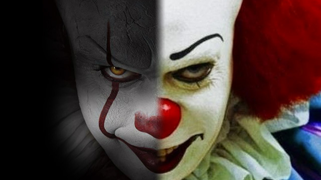 Wallpaper It Clown Bill Skarsgard Horror 2017 Hd: WHICH FILM IS BETTER? AND WHO'S THE BEST