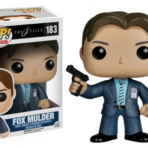 Funko Pop X-Files – Fox Mulder