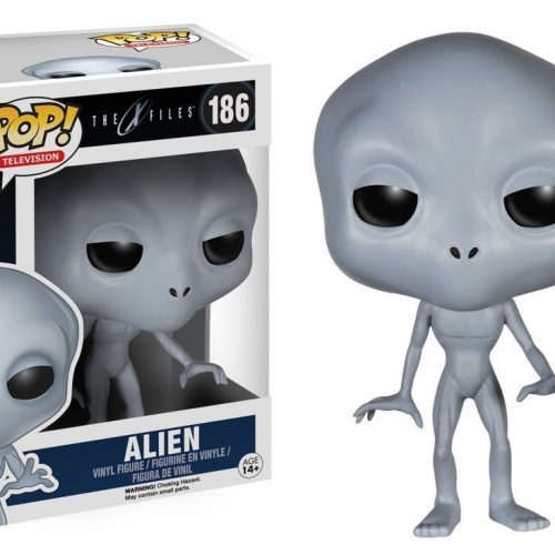 Funko X-Files Alien Pop Vinyl Figure
