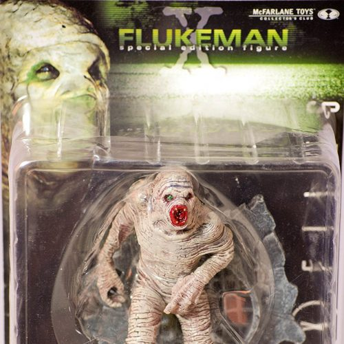 Mcfarlane X-Files Flukeman Exclusive Figure