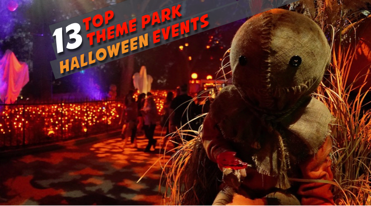 theme parks are gearing up for their annual halloween takeover events where a lot of the family friendly luster gets taken over by dark and sinister