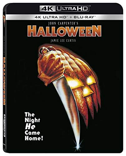 Halloween 4K Ultra HD Combo Pack (plus Blu-ray™)