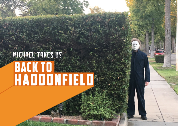 Halloween 2018 Filming Locations.Tour Of Haddonfield Michael Myers Celebrates His 40th Anniversary