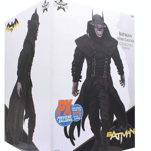 Icon Heroes SDCC 2018 Dc Comics Batman Who Laughs PX Statue