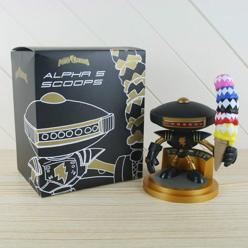 Loot Crate SDCC 2018 Exclusive Mighty Power Rangers Alpha 5 Scoops Figure