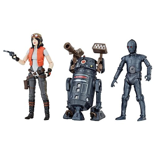 Star Wars SDCC 2018 Hasbro Exclusive Vintage Collection Doctor Aphra Comic Set