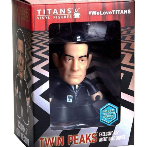 Titans SDCC 2018 Exclusive Twin Peaks Agent Dale Cooper Vinyl Figure