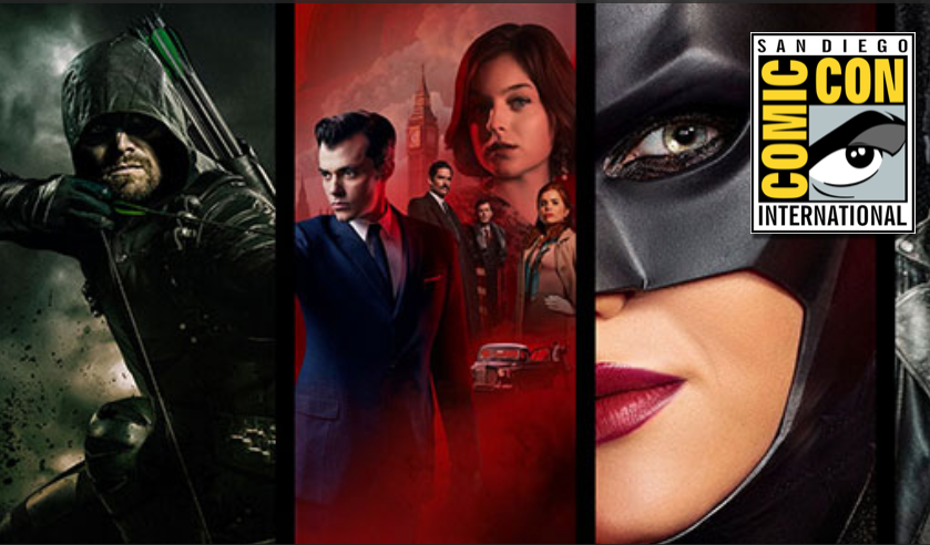 HERE'S THE COMPLETE LIST OF DC / WARNER BROS TV SHOWS COMING TO
