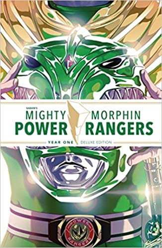Mighty Morphin Power Rangers Year One: Deluxe (1)