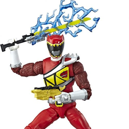 Power Rangers Dino Charge Red Ranger Collectible